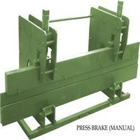 Manual Sheet Bending Machine