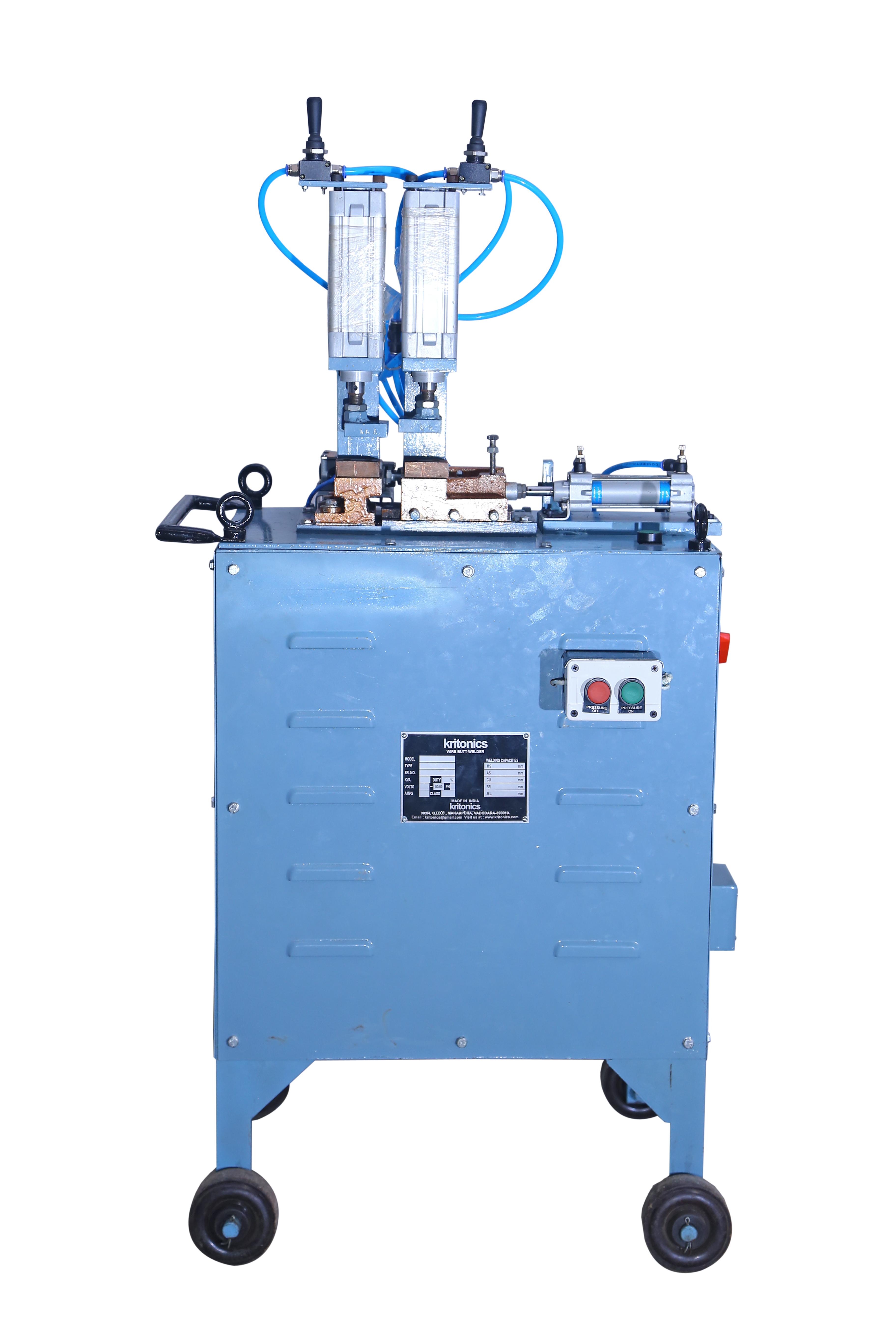Pneumatic Operated Butt Welding Machine