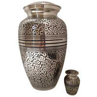 Aluminium Cremation Urn