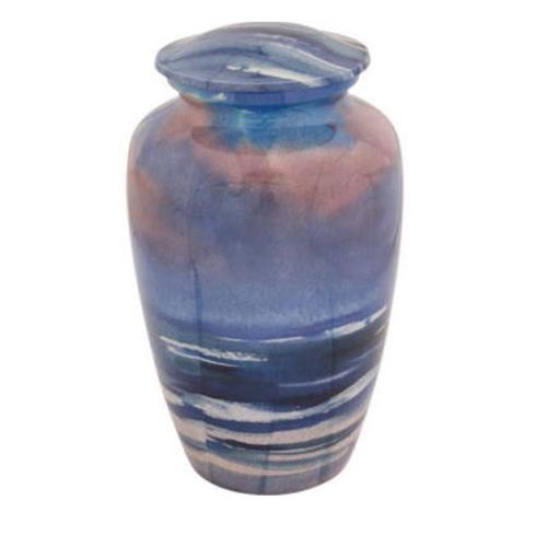 Aluminium Ashes Urns