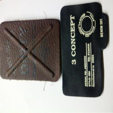 Custom Denim Patches