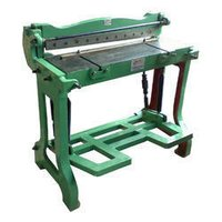 Treadle Type Shearing Machine