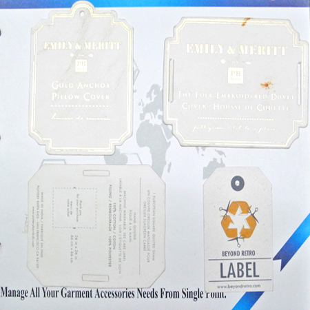 Leaf Label Tags