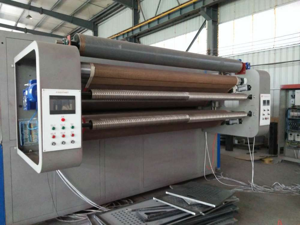 tensionless Relax Dryer for knitting Machine
