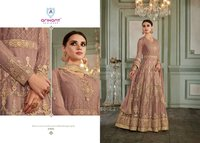 Anarkali Churidar Designer Suits