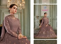 Anarkali Churidar Designer Suits