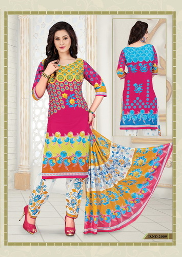 South Cotton Salwar Kameez