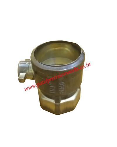 Brass Hallow Forging 1.1/4 body