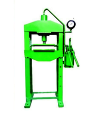 Chappal Sole Cutting Press