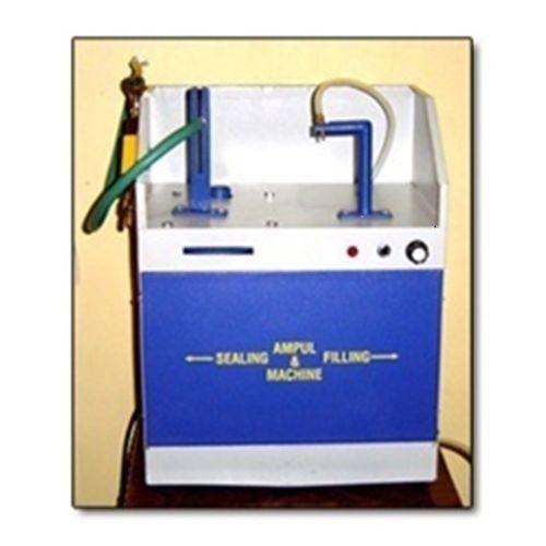 Ampule filling and sealing Machine