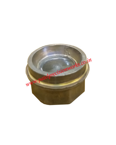 Brass Hallow Forging 1.1/4 inc Nut