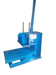 Hand Operated Sole Cutting Machine