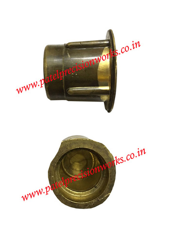 Brass Hallow Forging Part