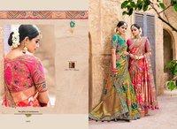 Wedding For Heavy Banarasi Silk Sarees