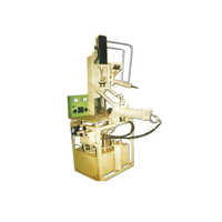 Semi Automatic Plastic Moulding Machine