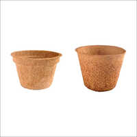 Jute Biodegrable Pots