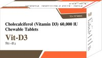Vitamin D3 Tablet