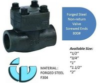 Forged Steel Non-Return Valve