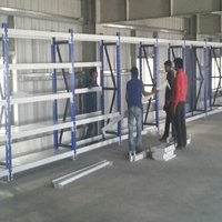 Heavy Duty Pallet Rack