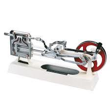 Sectional Model Of Steam Engine