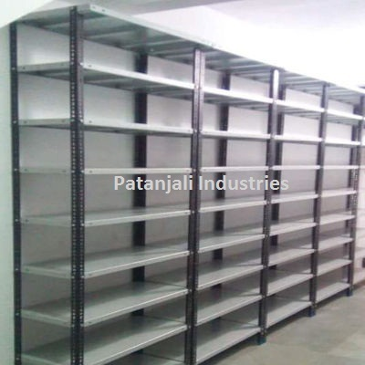 Industrial Slotted Angle Rack