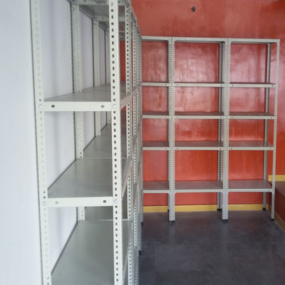 Heavy Slotted Angle Rack