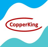 CopperKing Pure Copper Water Bottle