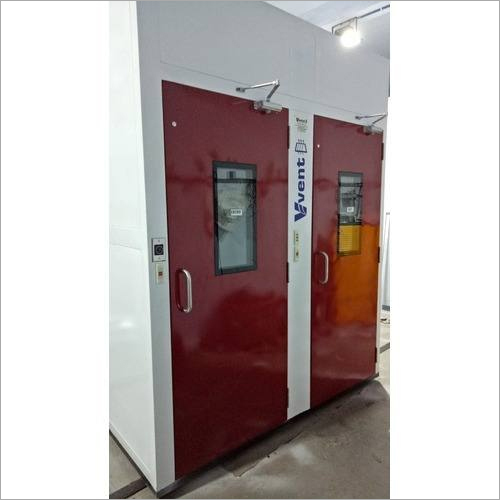 Air Shower Air Lock Chamber (Entry Exit Chamber)