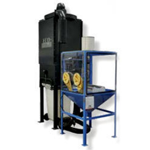 Filter Cleaning Booth
