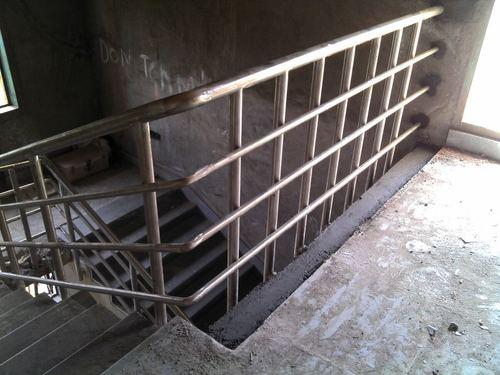 S.S. Hand rails