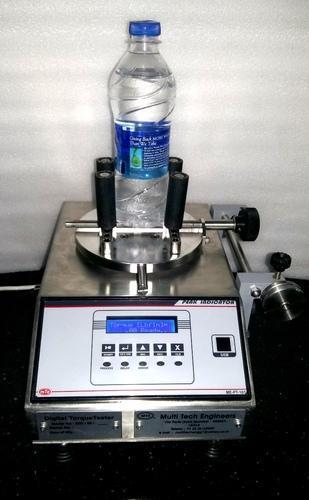 Bottle Cap Torque Tester