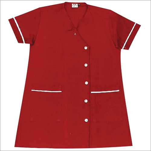 Red Nurse Dress