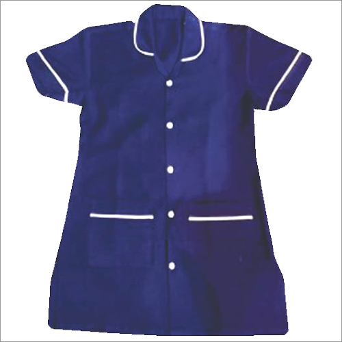 Blue Nurse Dress