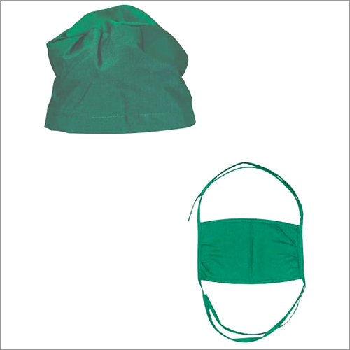 Surgical Mask & Cap