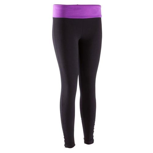 Women's Organic Cotton Yoga Pant - Black