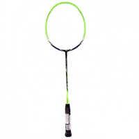 Li-Ning Turbo X 80 Badminton Racket - Green and Black Colour