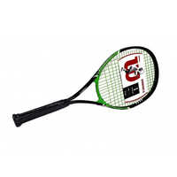 Wilson Advantage XL 3 Tennis Racket(Black-Green)