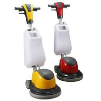 Single & Three Disc Floor Scrubber