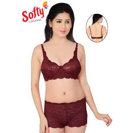 Ladies Bra Set