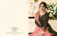Designer heavy  Anarkali Salwar  Suit