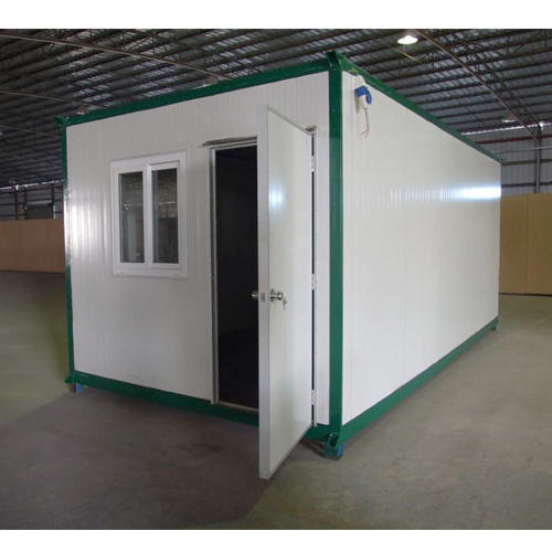 20x10x8 Puff Container Office