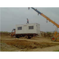 Size 20x8 Container Offices