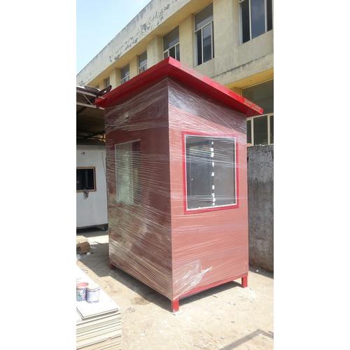 6x4x7ft Guard Cabin