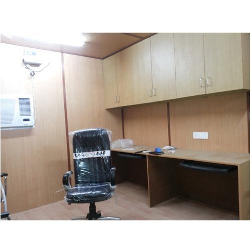 Remote Portable Office Cabin