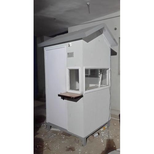 Cement Fiber Sheet Guard Room