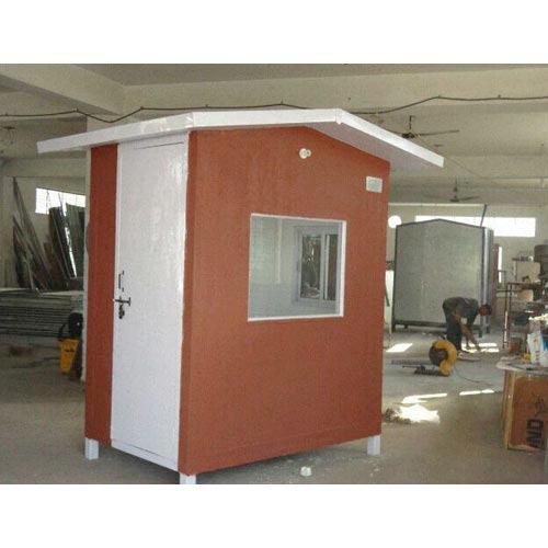 6x4x7 GI Guard Cabin