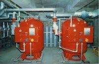 Powder Extinguishing System