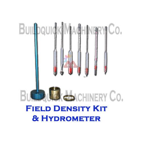 Field Density Kit & Hydrometer