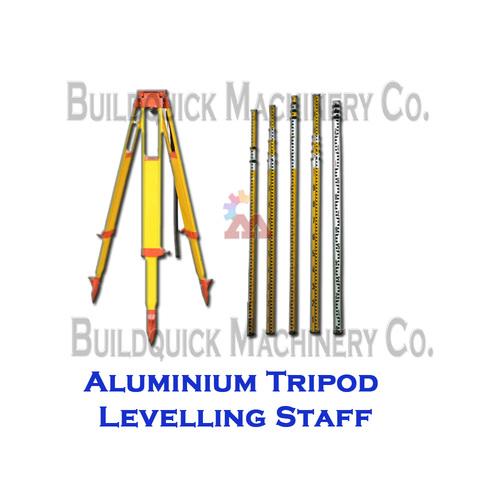 Aluminium Tripod Levelling Staff