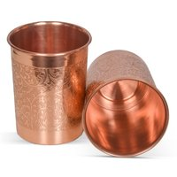 CopperKing Pure Copper Glass Gift Set